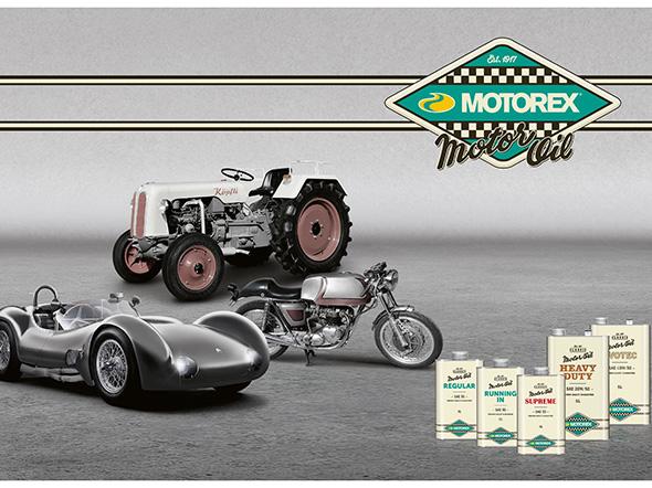 Motorex Classic Line