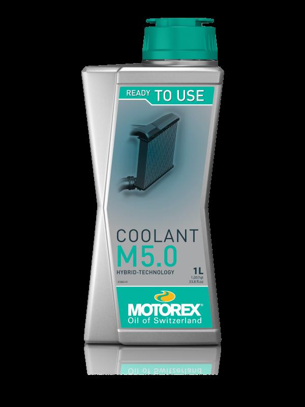 Kühlerfrostschutz Coolant M5.0