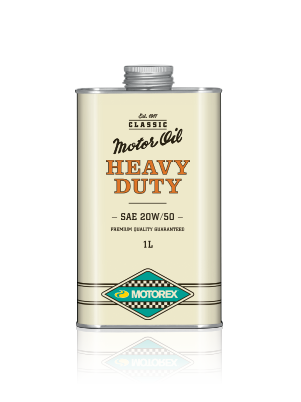 Motor Oil Heavy Duty SAE 20W-50