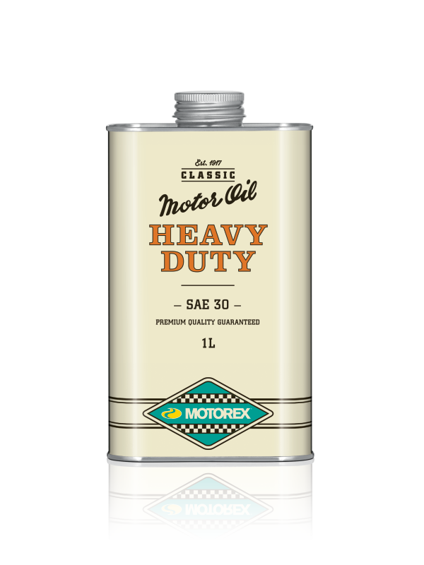 Motor Oil Heavy Duty SAE 30